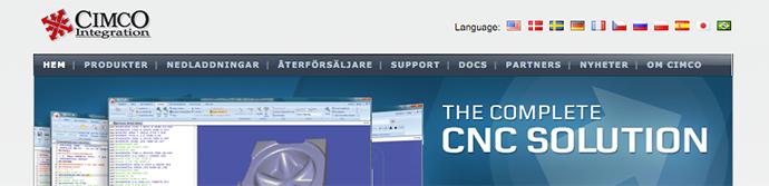 cimco.com now in swedish
