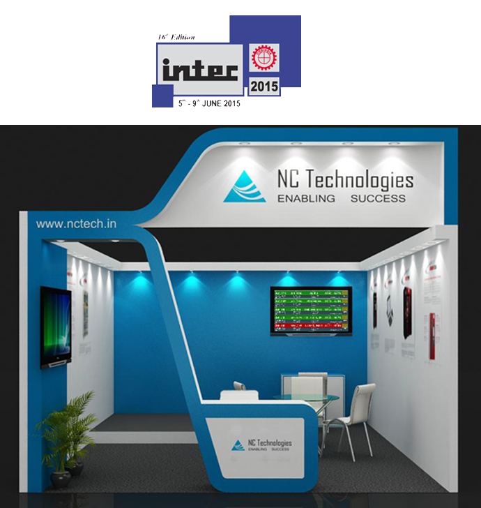 CIMCO and NC Technologies at Intect 2015