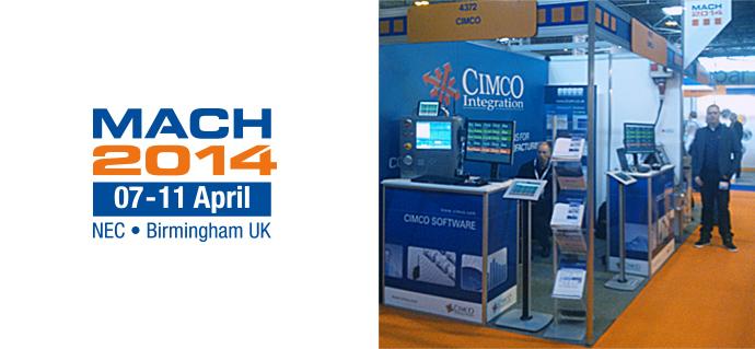 CIMCO at MACH 2014