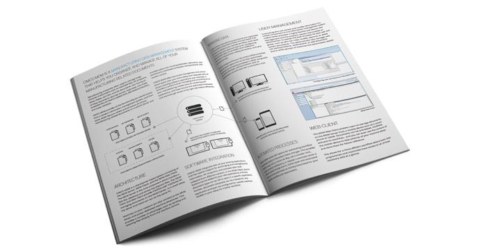New CIMCO MDM brochure