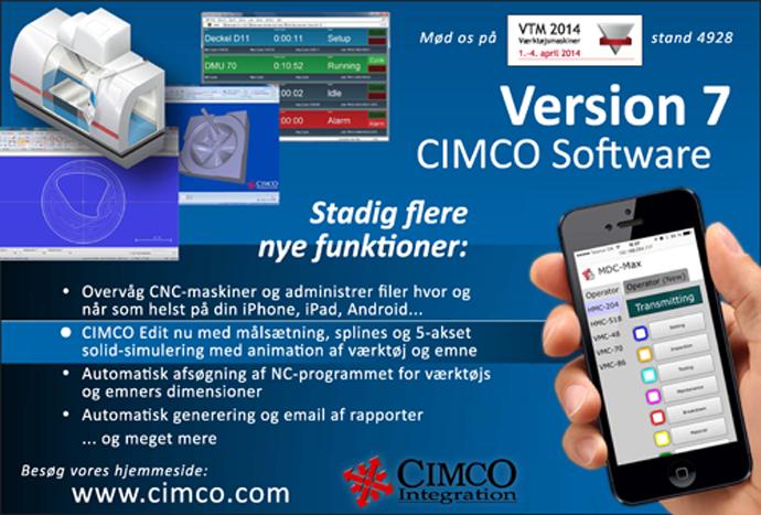 CIMCO at VMT 2014