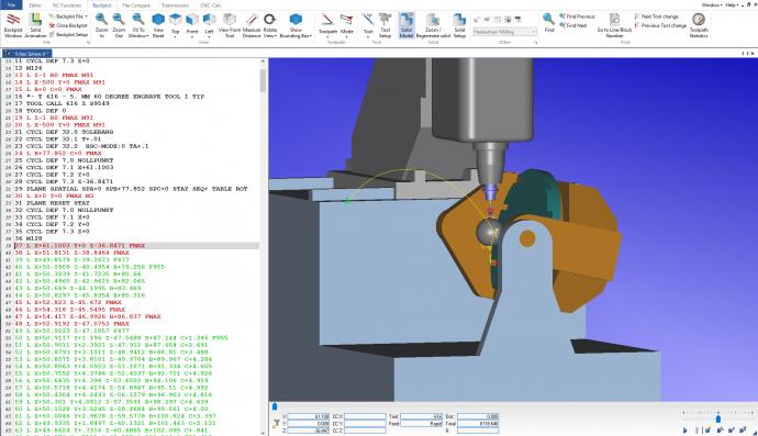machine simulation