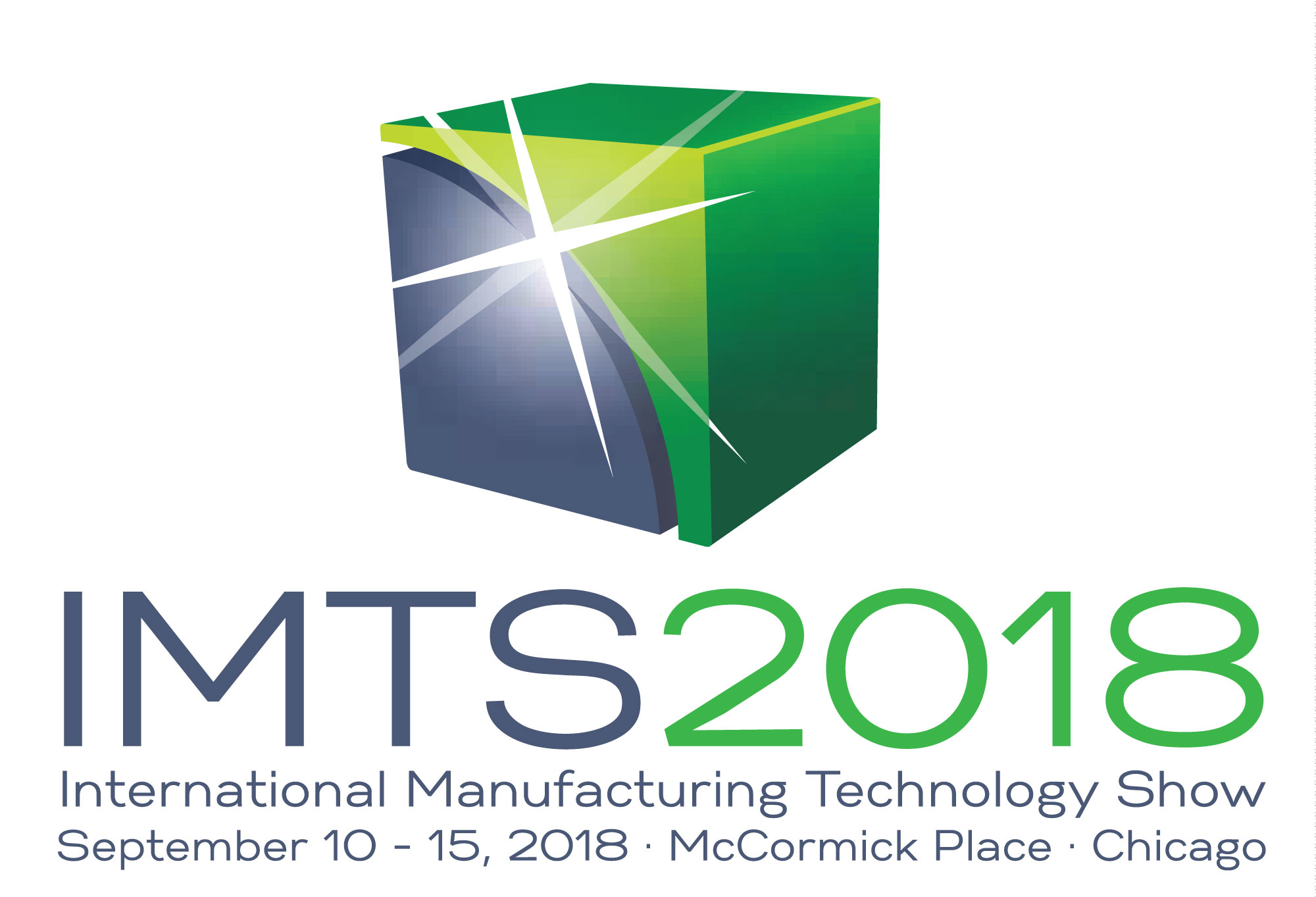 IMTS 2018, September 10 -15, 2018, McCormick Place, Chicago